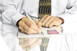 Подготовка и подача заявки на участие в тендерах
